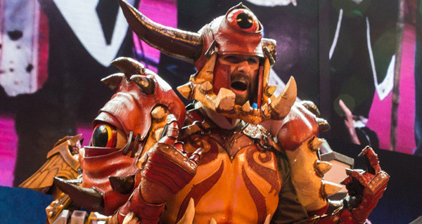 Cosplay Gamescom 2014