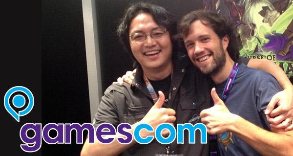 Le tweet gagnant de la Gamescom 2014