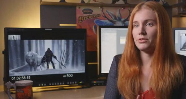 Laurel Austin : graphismes des Seigneurs de guerre
