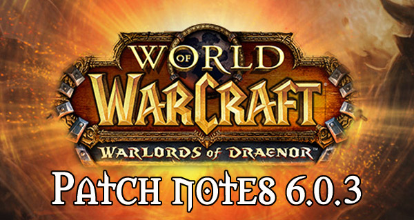 Patch notes officiel