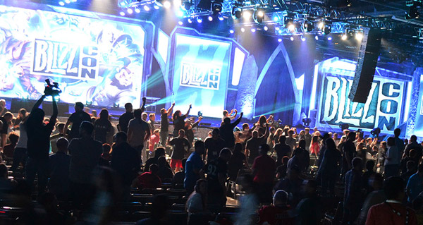 Blizzcon : billet virtuel en vente