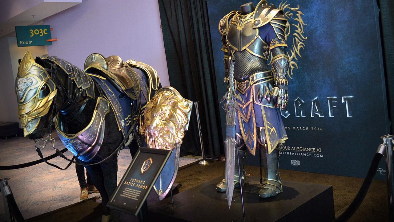 Film Warcraft : on a vu les premières images