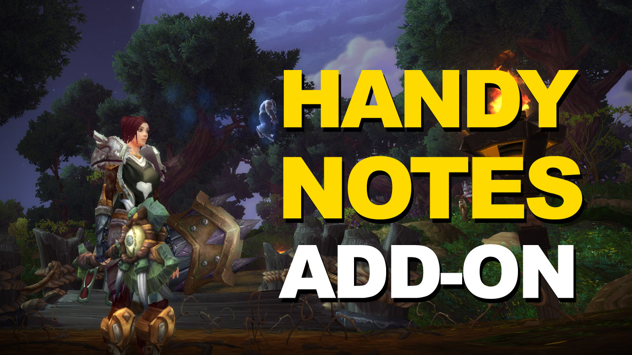 Handy Notes : add-on utile