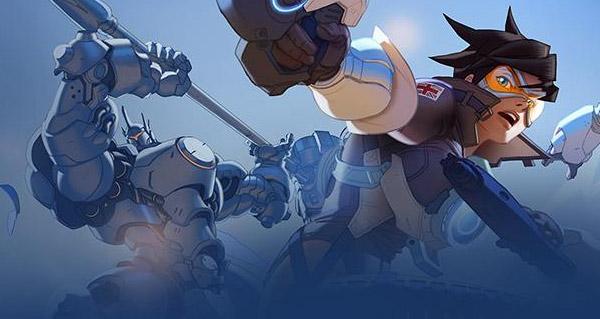 Premiers éléments d'Overwatch dans le client Battle.net