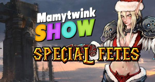 Mamytwink Show mardi à 20h