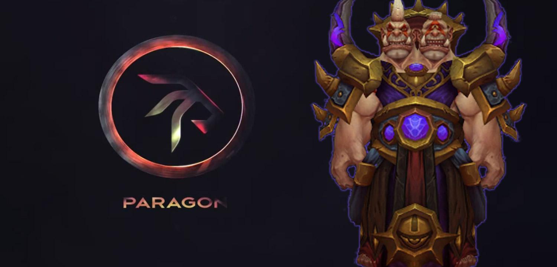 Paragon vs Mar'Gok : vidéo du first kill