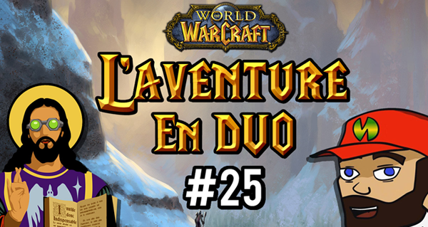 L'aventure en duo #25 : le donjon interminable