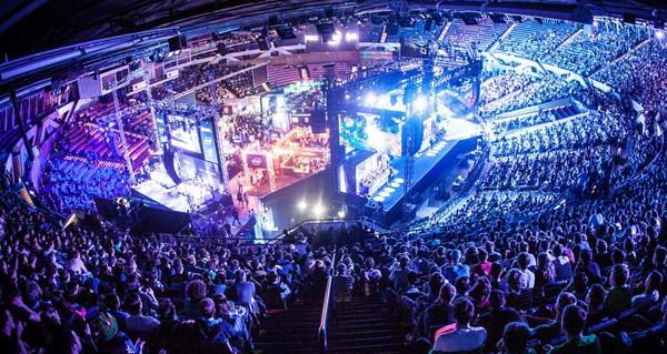 Les championnats du monde Starcraft