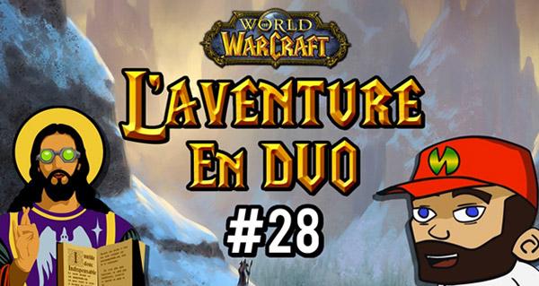 L'aventure en duo #28