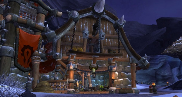Modifications dans World of Warcraft