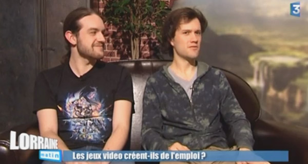 Mamytwink - Reportage sur France 3