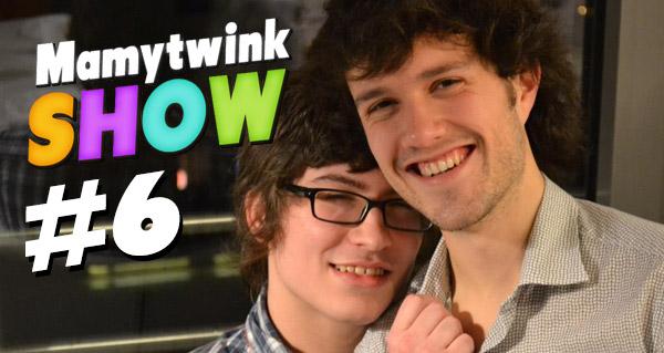 Mamytwink Show avec Skunk