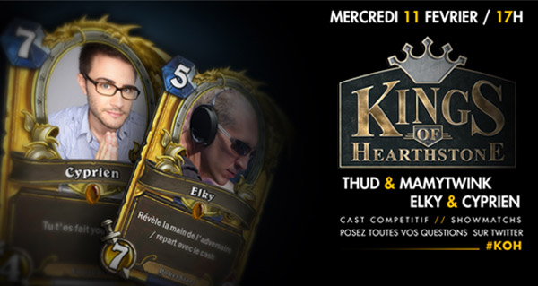 Kings of Hearthstone