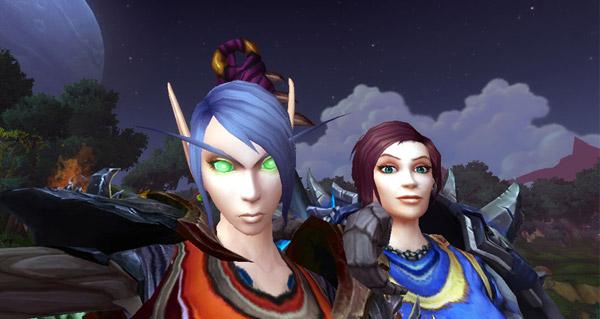 Selfie avec Melody et Mamytwink