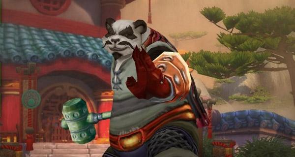 Le Pandaren neutre Doubleagent