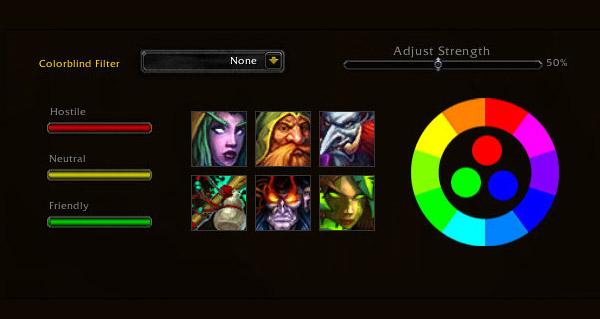 3 nouveaux filtres pour les daltoniens
