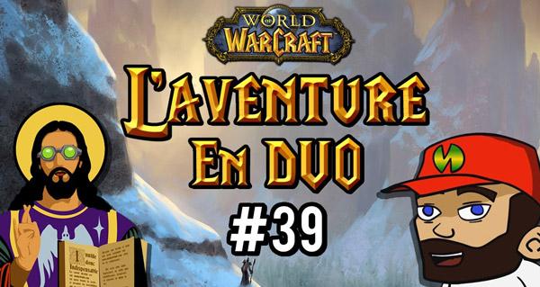 Nouvel épisode de l'Aventure en duo !
