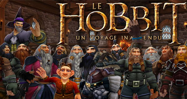 Machinima : la bande-annonce du Hobbit dans World of Warcraft