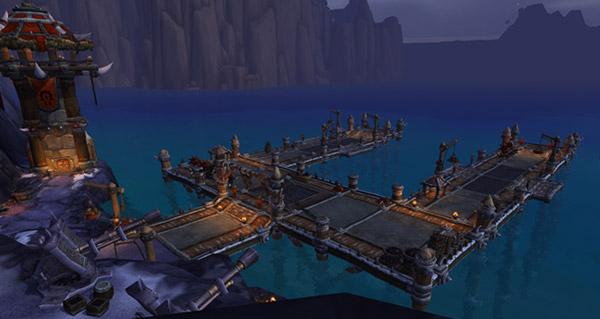 Patch 6.2 : premières images du chantier naval