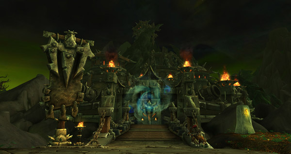 6.2 : Jungle de Tanaan en images
