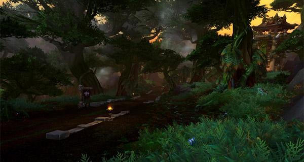 Présentation vidéo de la Jungle de Tanaan