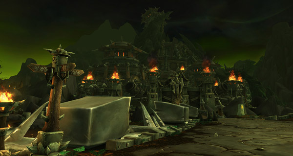 Premiers tests du raid patch 6.2