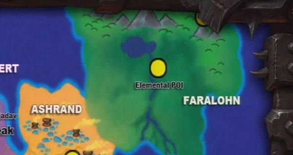 WoW Patch 6.3 : Farahlon et le continent des Ogres ?