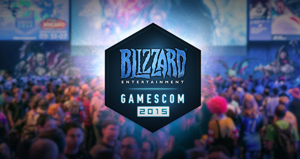 Gamescom 2015 à Cologne