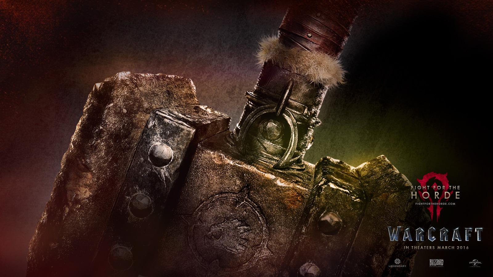 Sortie film Warcraft pour l'été 2016