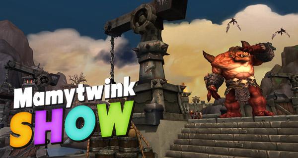 Le Mamytwink Show à partir de 21 heures !