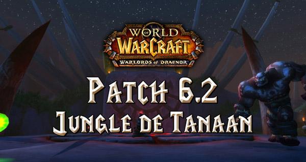 Patch 6.2 : premier bateau et quêtes dans la jungle de Tanaan