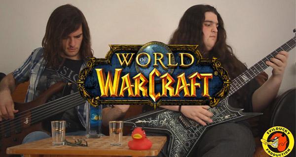 Reprise Metal du thème de Warlords of Draenor
