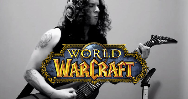 Charlie Parra reprend le thème de WoW version metal.
