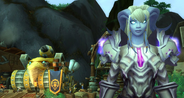 Jungle Tanaan : les factions
