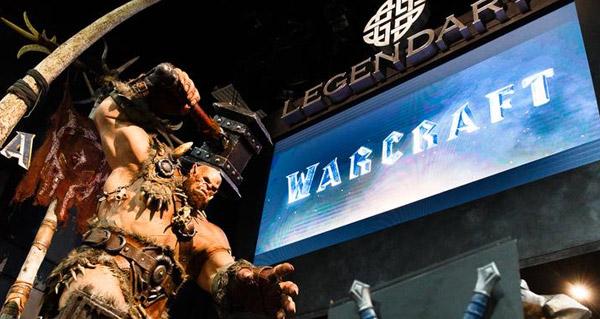Warcraft : les photos du stand
