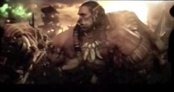 Film Warcraft : les premières images du film ont leaké