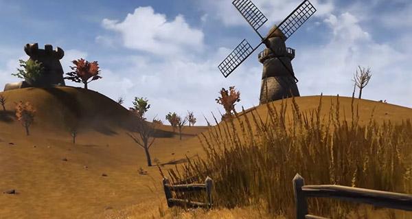 La Marche de l'Ouest dans Unreal Engine 4