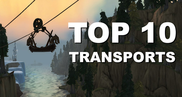 Top 10 inutile : les moyens de transport