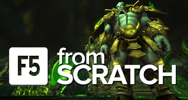 From Scratch vs Archimonde mythique