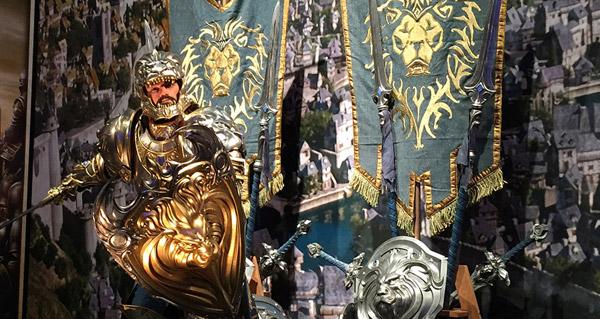 Gamescom 2015 : les photos du stand Blizzard