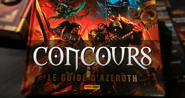 Guide d'Azeroth : le concours