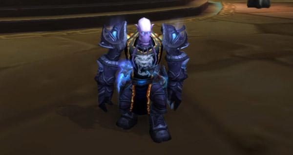 Courrier des fans World of Warcraft