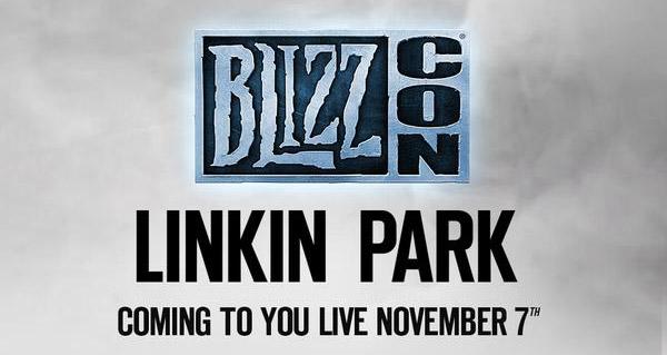 Linkin Park à la cérémonie de clôture de la Blizzcon 2015 Blizzcon-linkin-park
