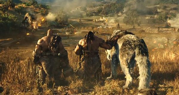 Tease du film Warcraft