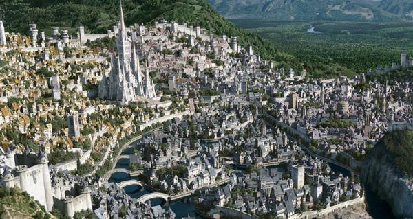 Vue panoramique de Hurlevent