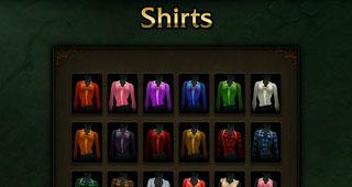 Système de stockage de chemises