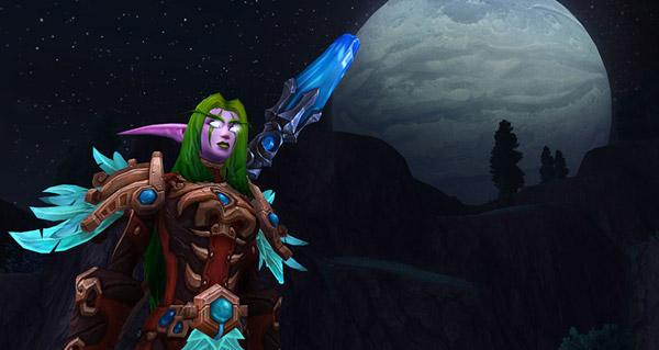 Les Druides dans Legion