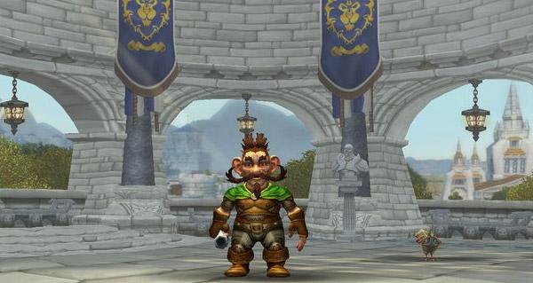 Le Chasseur Gnome pour Legion