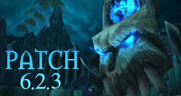 Sortie imminente du patch 6.2.3