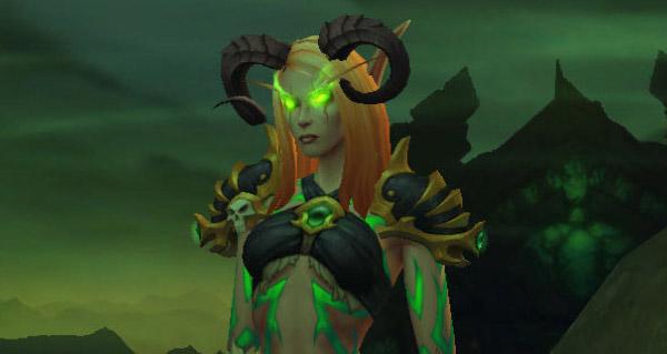 Legion : écran de création du Chasseur de démons